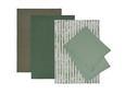 Set Kuhinjskih Krp Lisa -ext- - svetlo zelena, Moderno, tekstil (50/70cm) - Mömax modern living