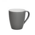 Kaffeebecher Sandy aus Keramik ca. 360ml - Grau, KONVENTIONELL, Keramik (8,9/10/cm) - Mömax modern living