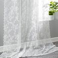 Perdea Prefabricată Babette 2 Stk - alb, Romantik / Landhaus, textil (140/245cm) - Zandiara