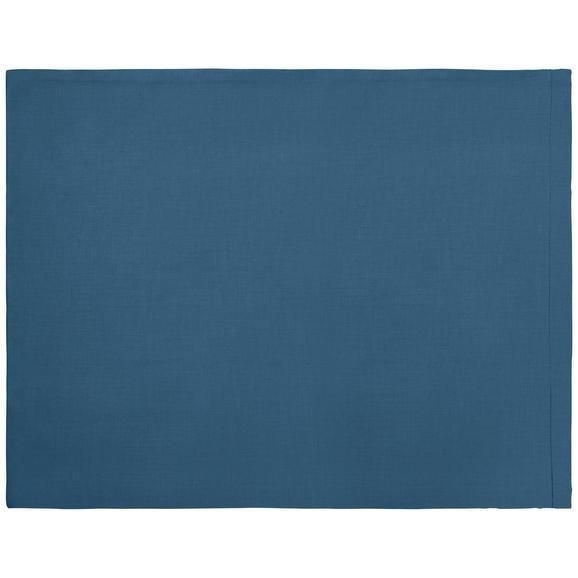 Kissenhülle Belinda ca. 70x90cm - Blau/Hellblau, Textil (70/90cm) - Premium Living