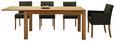 Stuhl Grau - Grau, MODERN, Holz (58/88/53cm) - Zandiara