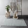Handwebteppich Carola Grün, ca. 60x120cm - Grün, Basics, Textil (60/120cm) - Mömax modern living