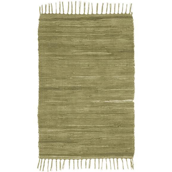 Fleckerlteppich JULIA - Braun, KONVENTIONELL, Textil (60/90cm) - Mömax modern living