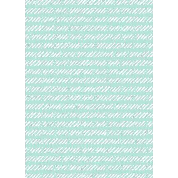 Podložak Za Cijeđenje Mike - boje mente, Modern, tekstil (40/45cm) - Mömax modern living