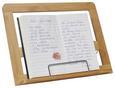 Stojalo Za Kuharsko Knjigo Finley - naravna, les (32/24cm)