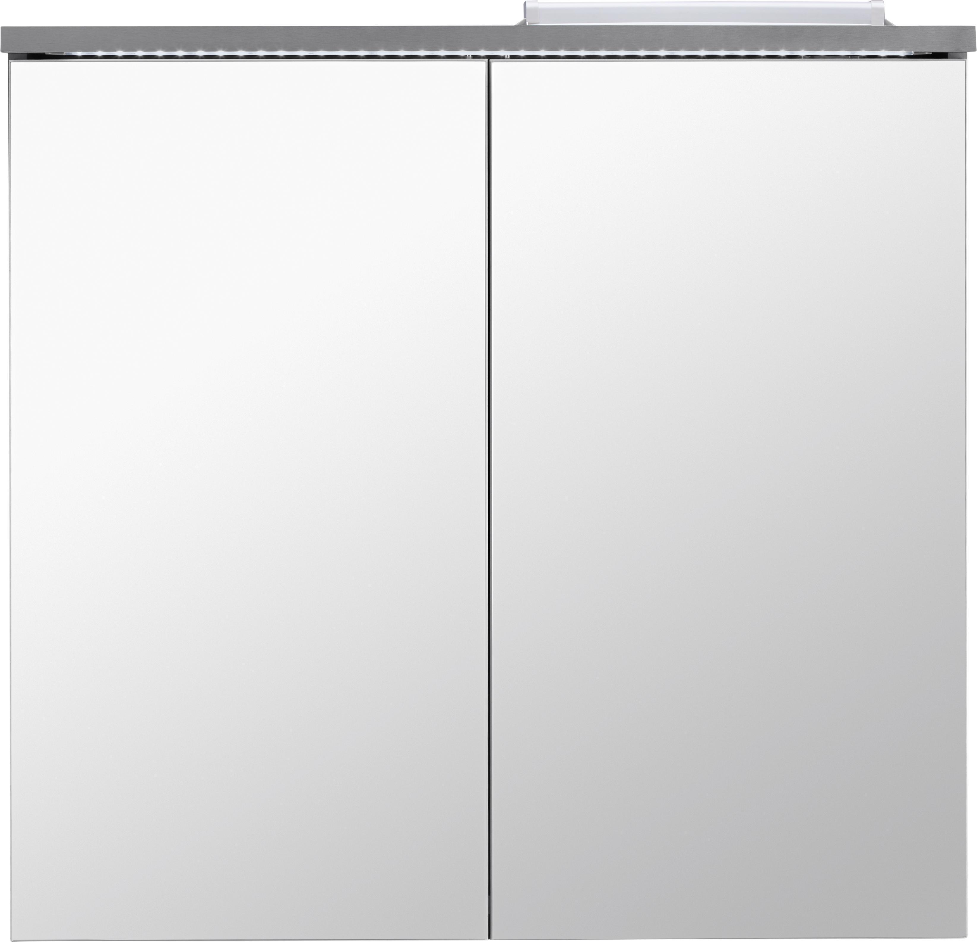 Mömax Badezimmer Schrank: Spiegelschrank Grau Online Kaufen Mömax