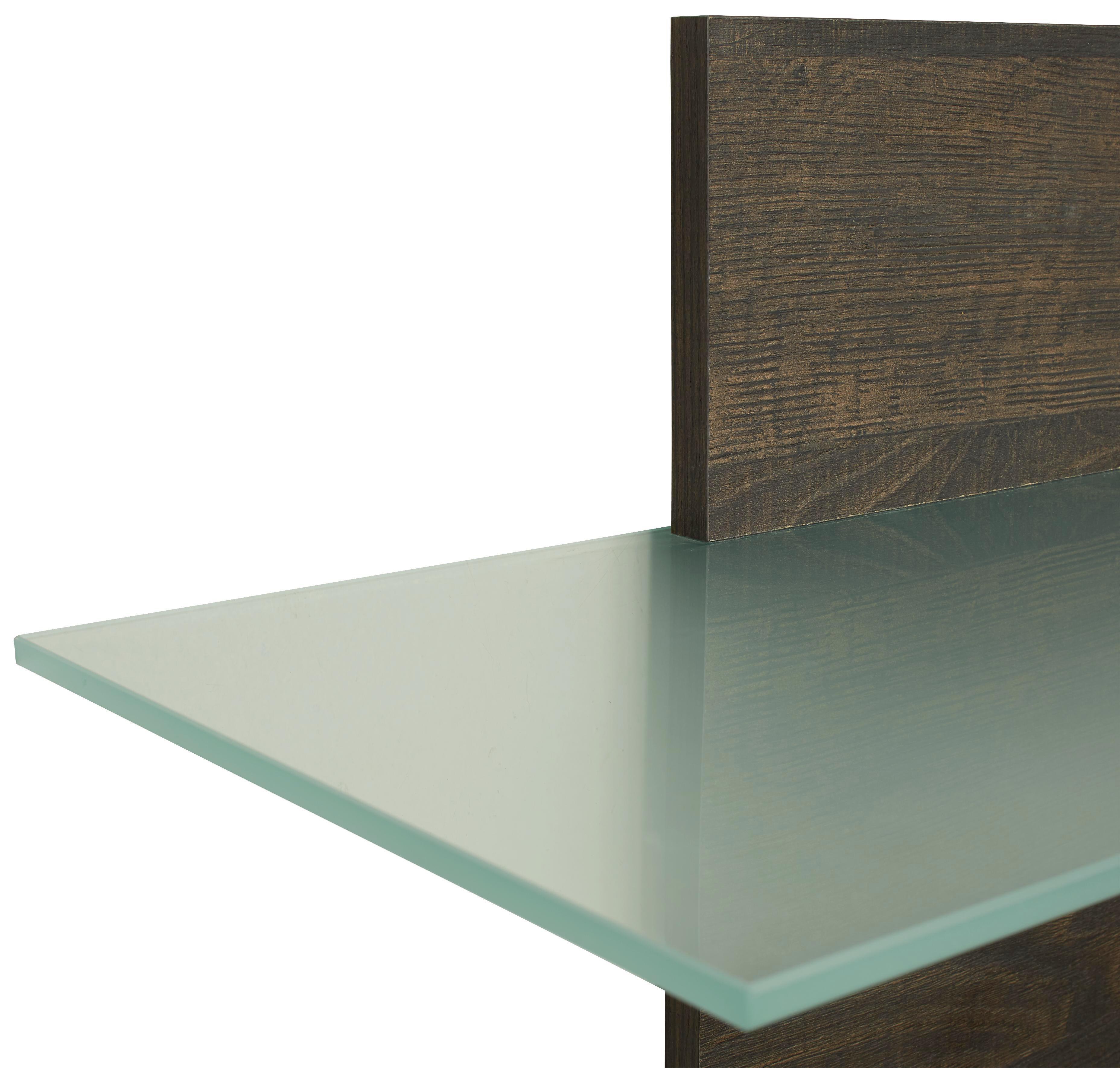 Wohnwand Weiß Hochglanz - MODERN, Holzwerkstoff/Metall (281/192/51cm) - PREMIUM LIVING