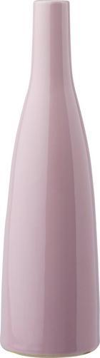 Váza Plancio - Rózsaszín, konvencionális, Kerámia (27cm)
