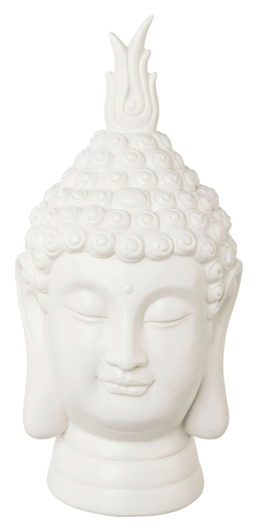 Image of Buddhakopf Bright II mit Beleuchtung