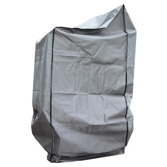 Schutzhülle Cover in Grau - Grau, Textil (66/160/67cm) - Mömax modern living