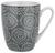 Kaffeebecher Nina Grau - Grau, Keramik (8,5/10cm) - Mömax modern living