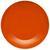 Speiseteller Sandy aus Keramik Ø ca. 26,8cm - Orange, KONVENTIONELL, Keramik (26,8/2,42cm) - Mömax modern living