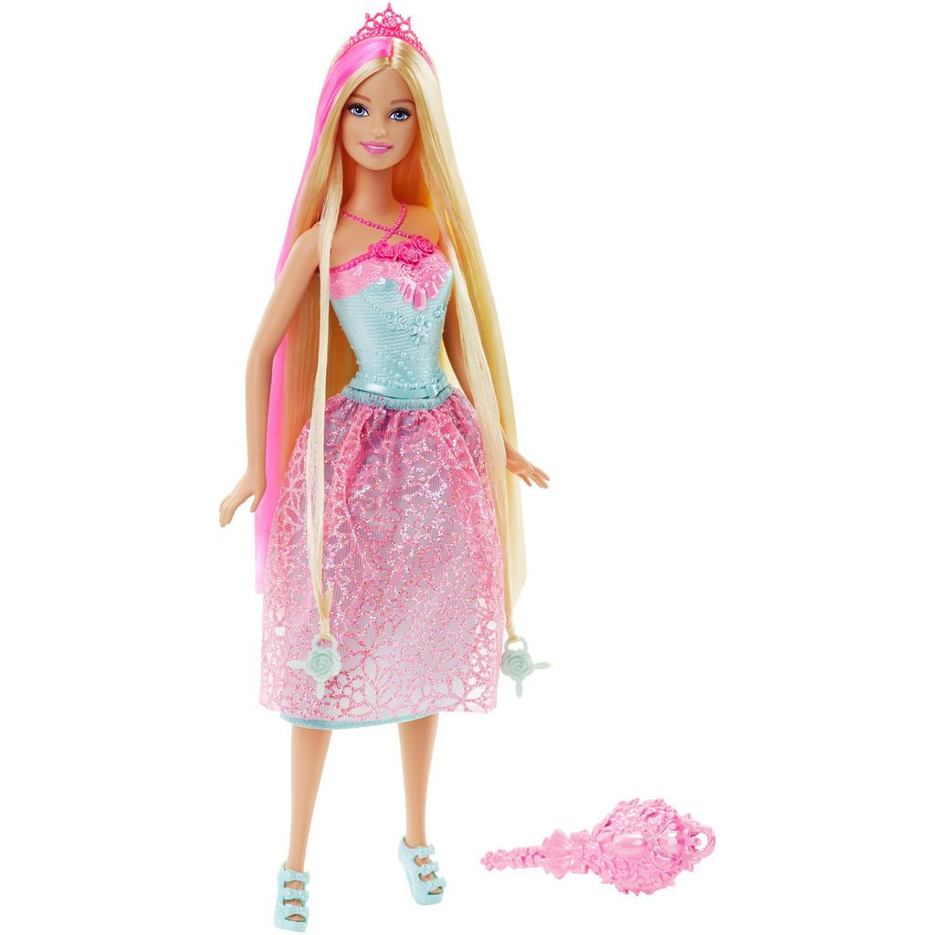 Barbiepuppe Dreamtopia Pink