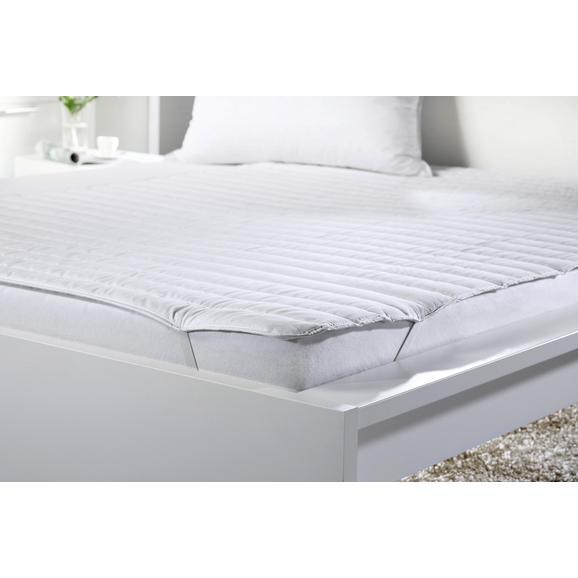 Unterbett in Weiß ca. 140x200cm - Weiß, Textil (140/200cm) - Mömax modern living