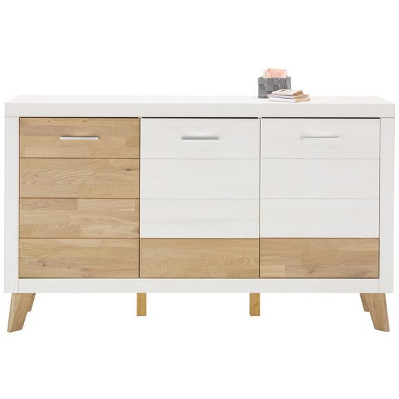 sideboard wei eichefarben online kaufen m max. Black Bedroom Furniture Sets. Home Design Ideas
