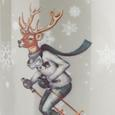 Kaffeebecher Skilehrer 2er Set - Multicolor, MODERN, Keramik (8,2/10,3cm) - Mömax modern living