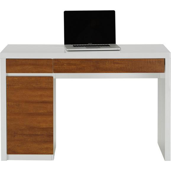 Schreibtisch wei holzoptik online kaufen m max for Schreibtisch holzoptik