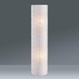 Stoječa Svetilka Francesco - bela/krom, Konvencionalno, papir/kovina (27,5/120cm) - Based