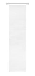 Panelna Zavesa Loft - bela, Moderno, tekstil (60/245cm) - Mömax modern living