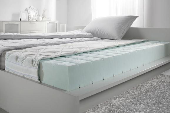 Komfortschaummatratze ca. 120x200cm - Weiß, Textil (120/200cm)