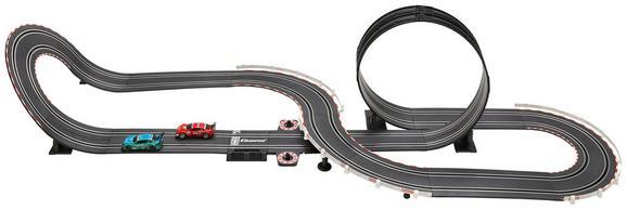 Autorennbahn Carrera Go-dtm - Schwarz, Kunststoff (60,0/50,0/10,0cm)