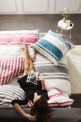 Jutranja Halja Victoria Verschiedene Größen - črna, tekstil (S/M/L) - Premium Living