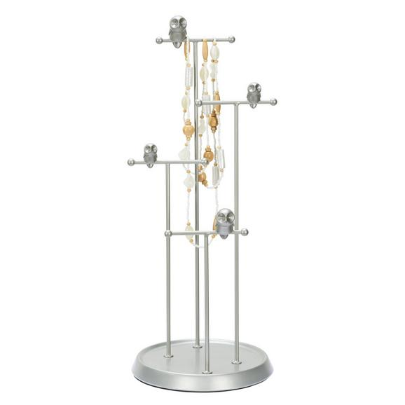 Stojalo Za Nakit Florentina - nikelj, Romantika, kovina (17,5/44,3cm) - Mömax modern living
