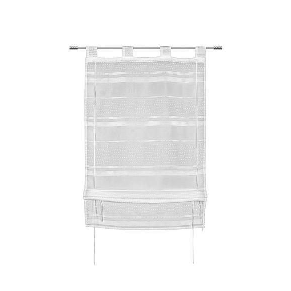 Rolo S Trakci Adele - bela, Konvencionalno, tekstil (60/140cm) - Mömax modern living