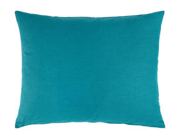 Prevleka Blazine Katarina - petrolej, tekstil (40/50cm) - Mömax modern living