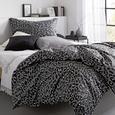 Lenjerie De Pat Kerstin - bronz/maro, Konventionell, textil (140/200cm) - Modern Living