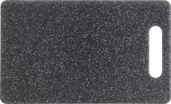 Deska Za Rezanje Stone - siva, umetna masa (24,8/15,1/0,8cm) - Mömax modern living