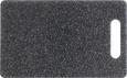 Schneidebrett Stone Grau - Grau, Kunststoff (24,8/15,1/0,8cm) - Mömax modern living