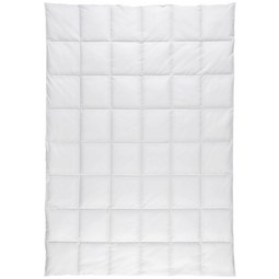Steppdecke Eco in Weiß ca. 135x200cm - Textil (135/200cm) - Premium Living