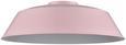 Leuchtenschirm Felix Altrosa - Altrosa, LIFESTYLE, Keramik (36cm) - Modern Living