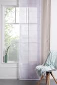 Vorhangschiene Style Weiß - Weiß, Metall (120cm) - Premium Living