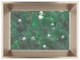 Bilderrahmen Sina, ca. 18,2x13,2x2,7cm - Klar/Champagner, LIFESTYLE, Glas/Holzwerkstoff (18,2/13,2/2,7cm)