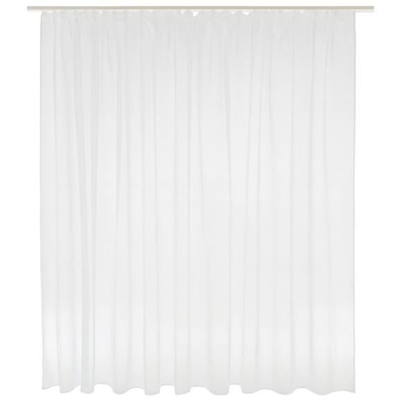 Fertigstore Tosca Weiß ca. 300x175cm - Weiß, Textil (300/175cm) - Mömax modern living