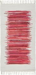 Fleckerlteppich Verena in Rot, ca. 80x150cm - Rot, LIFESTYLE, Textil (80/150cm) - MÖMAX modern living