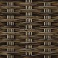 Loungesofa Vittorio inkl. Auflage, Rücken- & Zierkissen - Braun, MODERN, Holz/Kunststoff (162/63,5/83cm) - MÖMAX modern living