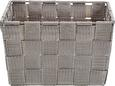 Košara Nelly - sivo rjava, Moderno, tekstil (19/19/11cm) - Mömax modern living