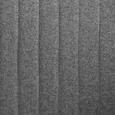 Armlehnstuhl in Grau 'Nicola' - Dunkelbraun/Grau, MODERN, Holz/Textil (58/82,5/61,5cm) - Bessagi Home