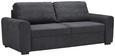 Zweisitzer-Sofa Anthrazit - Anthrazit, MODERN, Textil (212/95/74cm) - Modern Living