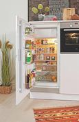 KOTNA KUHINJA ALPHA LACK - Moderno (355/205cm) - Nolte Küchen