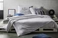 Lenjerie De Pat Follow Dreams -ext- - Gri deschis, Modern, Material textil (140/200cm) - Mömax modern living