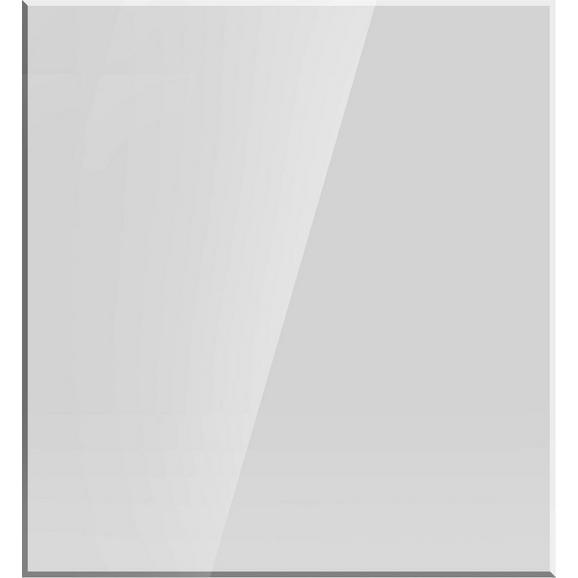 Nischenverkleidung RGL1006 Weiß - Weiß, MODERN, Glas (60/65cm) - Lechner
