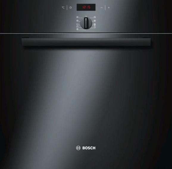 Backofenset Bosch Hbd27pn66 - Schwarz, Glas (60/60cm) - Bosch