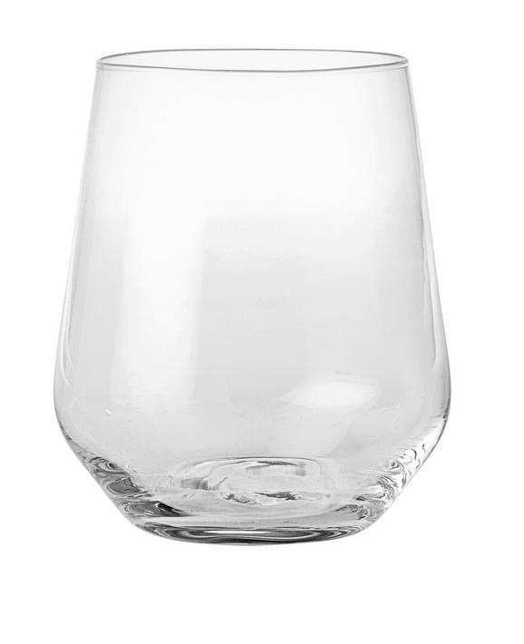 Pohár Siena - tiszta, modern, üveg (0,4l) - MÖMAX modern living