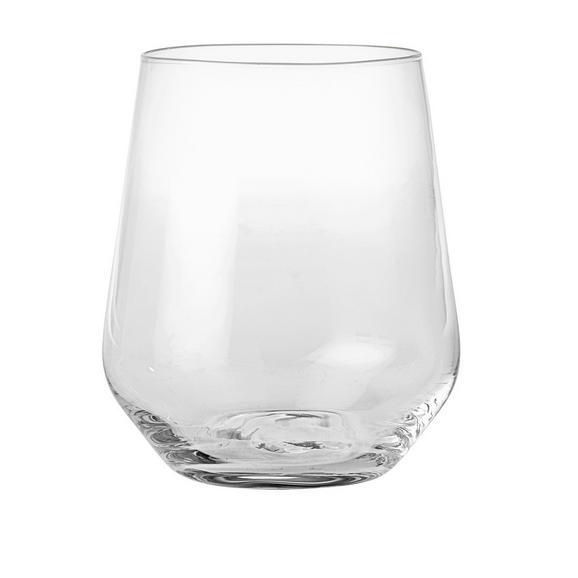 Trinkglas Siena ca. 400ml - Klar, MODERN, Glas (0,4l) - Mömax modern living