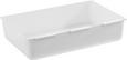 Tárolodoboz Műanyag - Fehér, Műanyag (14,9/22,4cm)