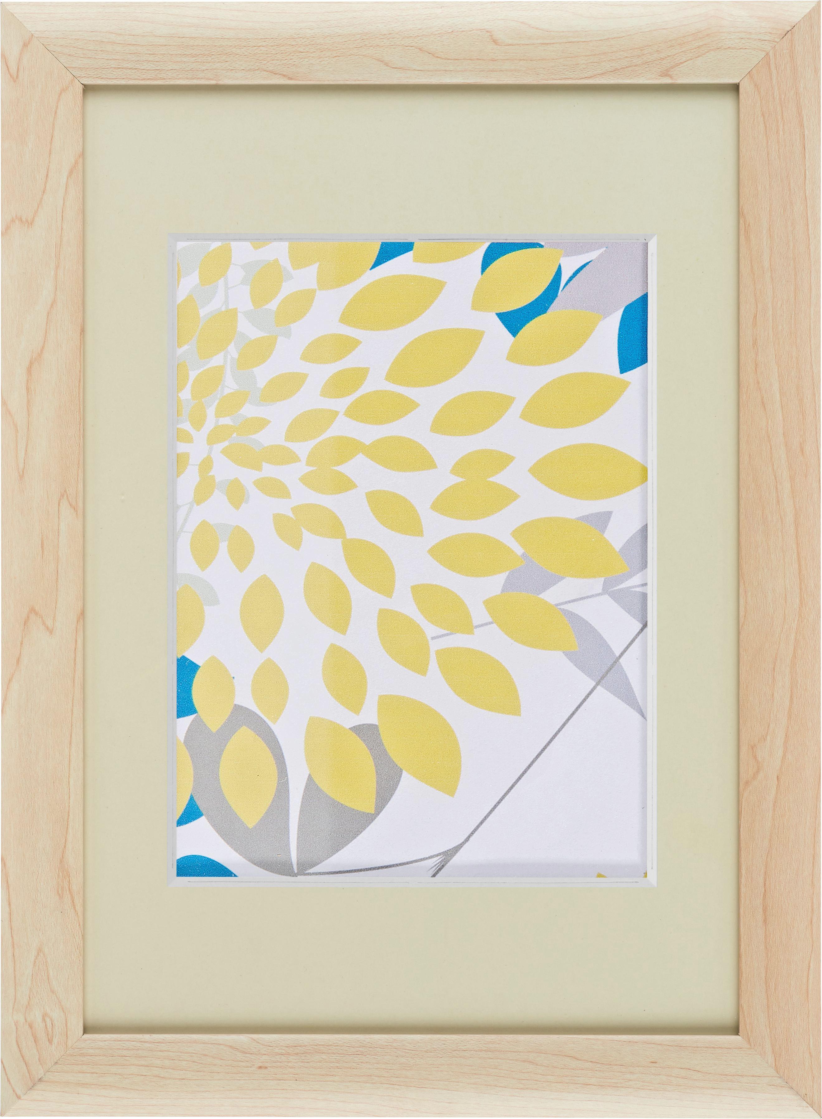 Képkeret Natúr Fenyő - natúr színek, romantikus/Landhaus, üveg/fa (21/30cm) - MÖMAX modern living